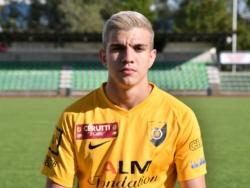 equipe fanion_18-Alessandro Forte
