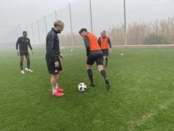 Camp d'entrainement 2020 - Alicante (Dénia)